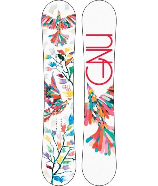 Gnu B-Nice Flight Snowboard 2015. It is a classic board for all women riders. Utilising the iconic BTX system and MTX. Easy to ride when it wants to be and steps up the performance levels when it's asked to. $599.99 #snowboard #snbrd #snowboarding
