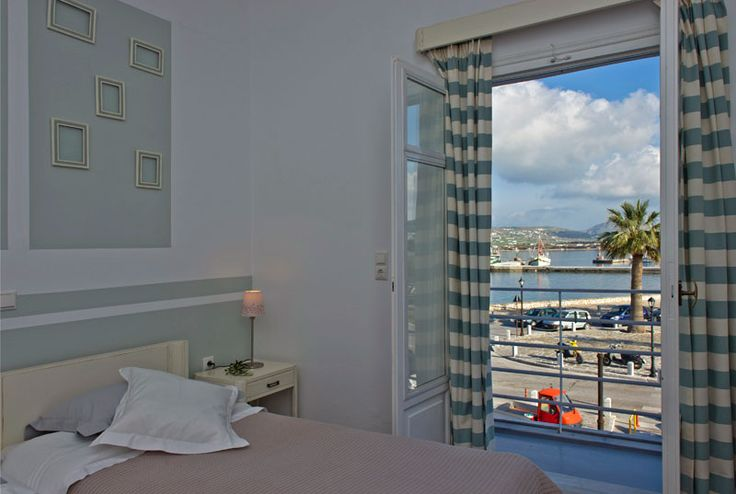 Double Room - #Oasis #Hotel #Paros, Greece