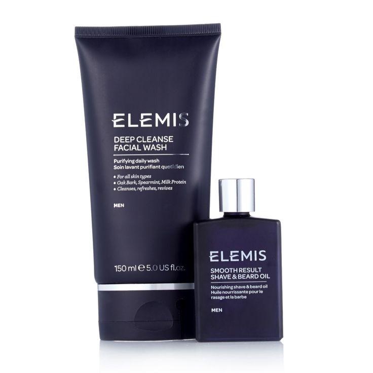 elemis men 39 s beard oil facial wash order online at father 39 s day pinterest. Black Bedroom Furniture Sets. Home Design Ideas