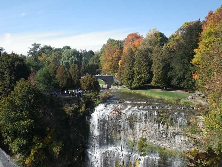 Webster Falls, Dundas Ontario! Simply Beautiful !