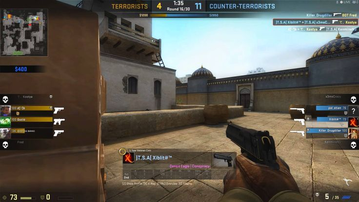 Highlight #5 | Competitive | Counter-Strike: Global Offensive