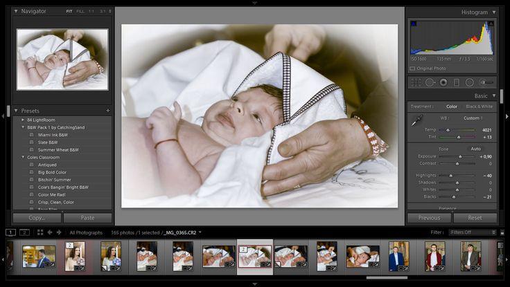 Ce este editarea foto profesionala? Articolul nu se adreseaza fotografilor profesionisti, asadar tratati-l ca atare. DA! Photography, fotograf botez Bucuresti.