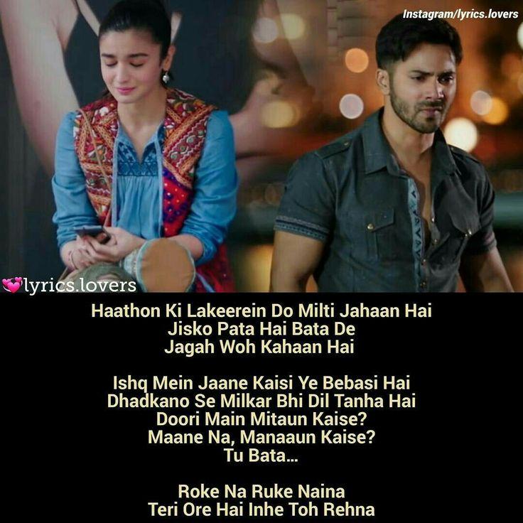 Badri Movie Images With Quotes: Best 25+ Romantic Song Lyrics Ideas On Pinterest