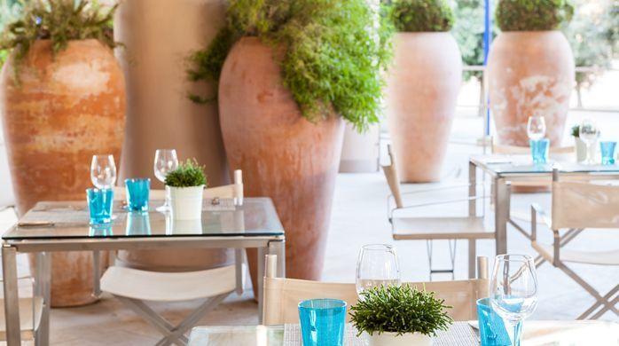 Hilton Garden Inn Florence Novoli hotel - OpenGarden Terrace