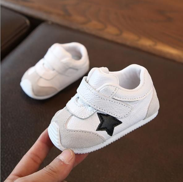 9ae633316c 2018 Autumn New Breathable Children's Shoes 0 - 2 Years Old Baby ...