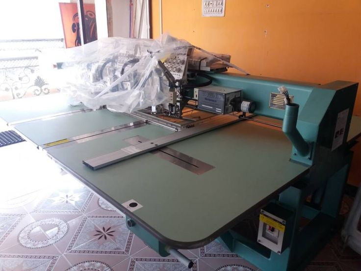 New Richpeace Computerized Embroidery Machine reached customer's place. Richpeace machines are polular in India.