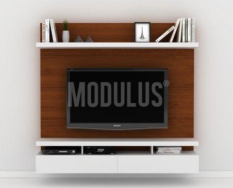 mueble de tv rack wall unit panel para tv muebles laqueados
