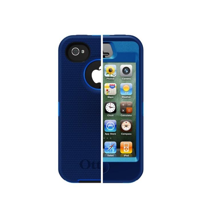 Otterbox Defender iPhone 4 / 4S Case|Preis:$49.26|Otterbox iPhone 4/4S Hardcover - der Robuste In 5 starken Farben bei uns erhältlich!