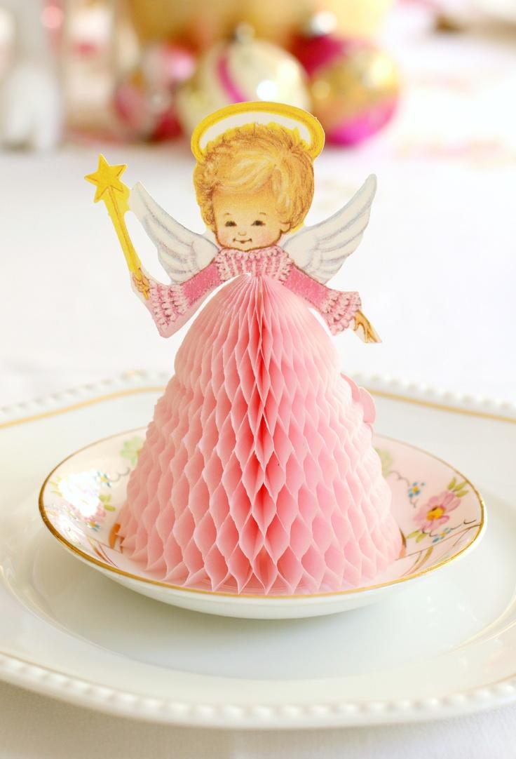 Sweet Christmas angel