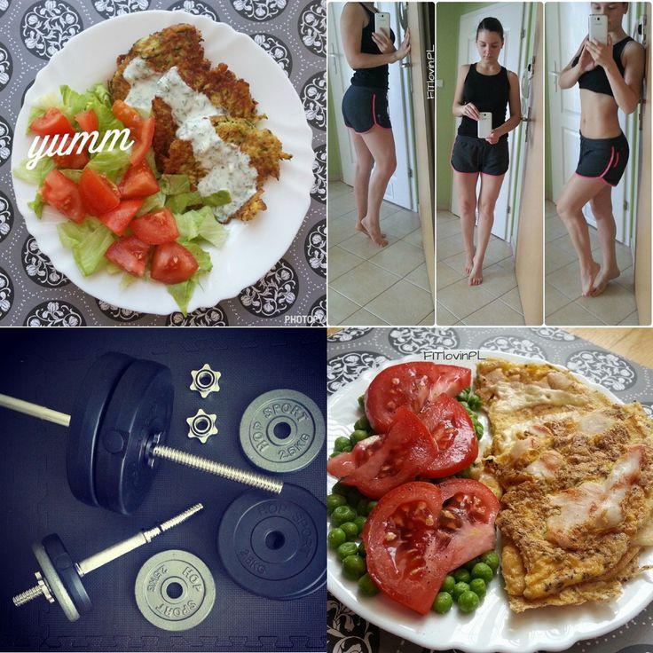 Migawki ostatnich dni na blogu o zdrowym odżywianiu się i ćwiczeniach :) http://fitlovin.pl