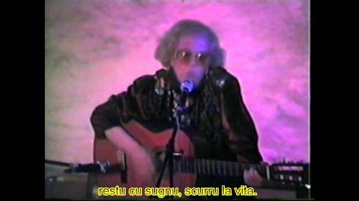 cuntu e cantu rosa balistreri concerto a sortino