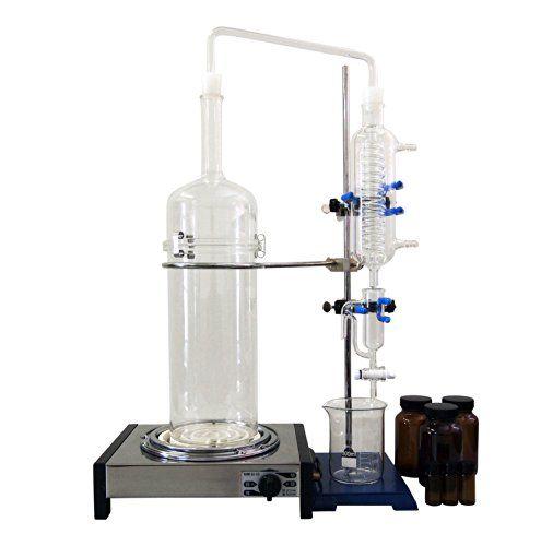 ハーブ蒸留器/ピュアスティーラーライト/K-HJ200(OilSP) 簡易水循環装置セット ピュアスティーラー http://www.amazon.co.jp/dp/B00426JHOS/ref=cm_sw_r_pi_dp_q4lQtb1QQ9TY2RJK