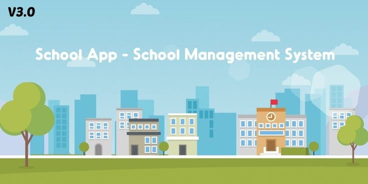 School App - School Management System