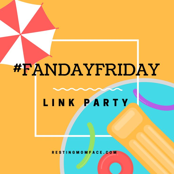 Welcome! Thanks for visiting the #FanDayFriday Link Party!  If this is your first time visiting the link party and want more information on how they [...]