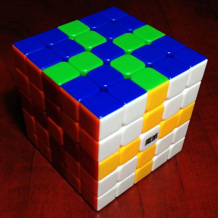 MoYu 5x5x5 Huachuang stickerless [MYHC34] - $34.99 : Champion's Cube Store