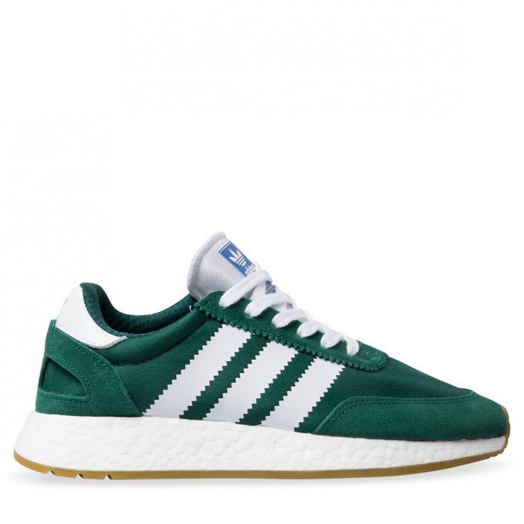 adidas I-5923 Womens Collegiate Green/Footwear White/Gum ...