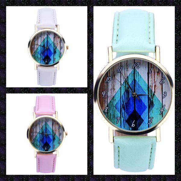 Relojes - reloj vintage - hecho a mano por pikmode en DaWanda