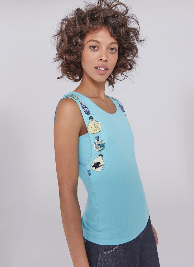 1000 ideas sobre camisetas de lentejuelas en pinterest for Adolfo dominguez costura