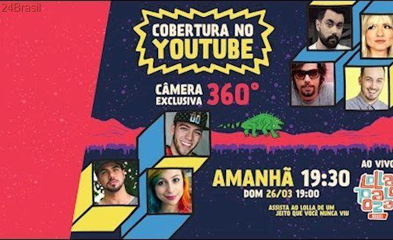 The XX | Lollapalooza 2017 | Câmera 360° | Transmissão ao vivo | Palco 1 e 2