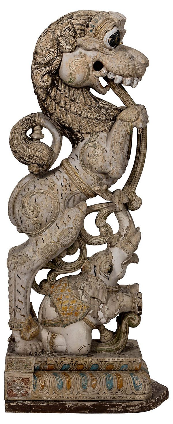 Best images about indian wood carvings lacquered