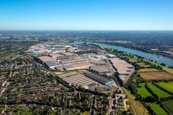 Duisburger Hafen: Rekordjahr bei der Vermarktung von Flächen - http://www.logistik-express.com/duisburger-hafen-rekordjahr-bei-der-vermarktung-von-flaechen/