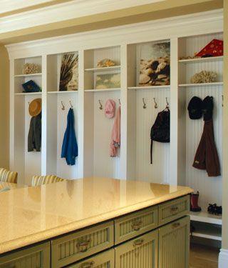 Organizing Small Homes from houseplansandmore.com