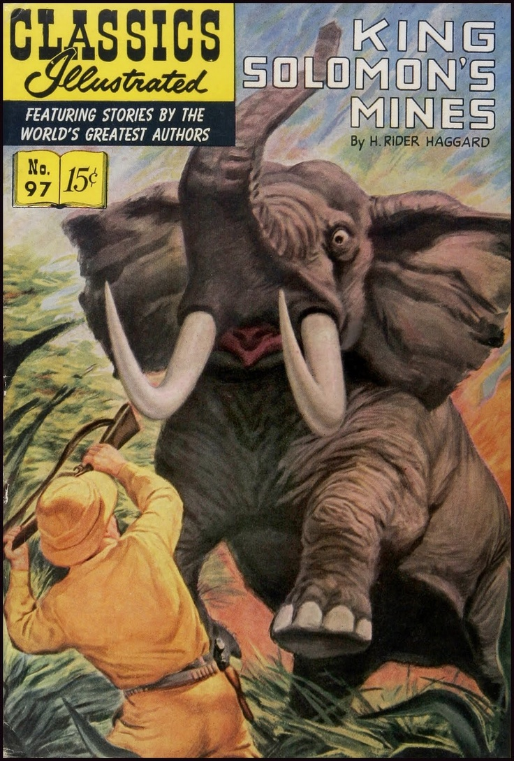 Illustrated Book Cover Quest : Best classics illustrated images on pinterest comic