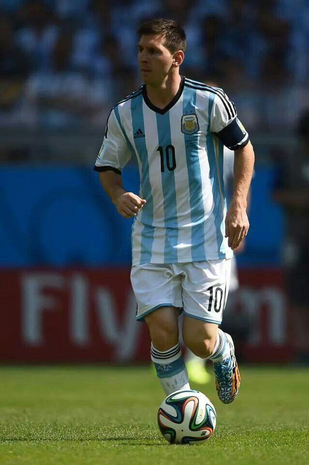 Lionel Messi, Argentina.