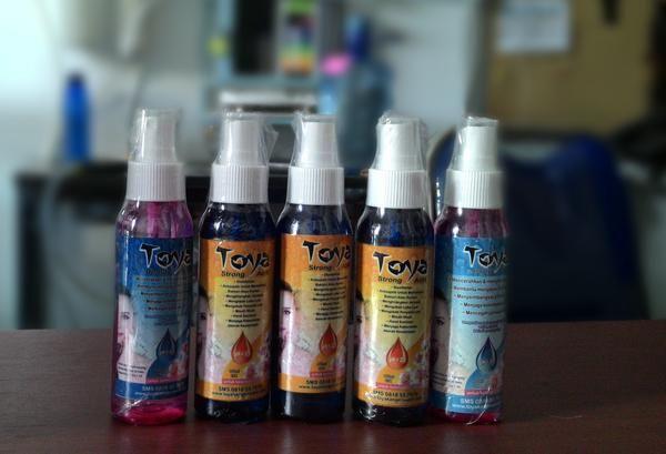 Toya Beauty Water dan Toya Strong Acid dari bahan baku TDS ideal pegunungan < 30 diolah menggunakan Teknologi Npano dan Enagic Ionizer LEVELUK SD501 menjadikannya berbeda dengan yang lain buktikan!  1 Paket Beauty Water dan Strong Acid   Toya Beauty Water Spray 100ml : - Penyegar & pelembab kulit - Membantu mengatasi flek-flek hitam - Menyeimbangkan pH kulit wajah - Mencegah penuan dini - Perawatan rambut  Toya Strong Acid Spray 100ml: - Sebagai penganti caira antiseptic/ sterilisasi ...