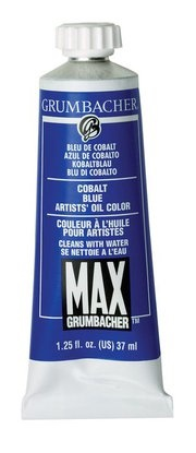 Grumbacher MAX Water Miscible Oil Paints