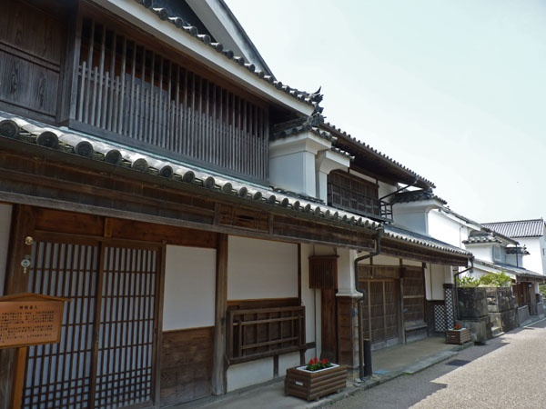 SYOUKA,Old Store in Wakimachi