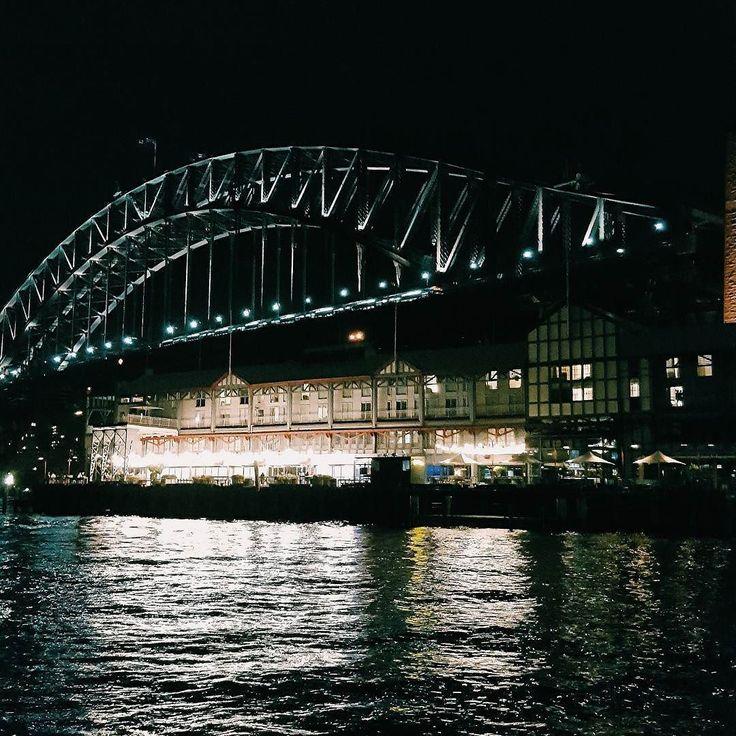The city's not half bad at night :)