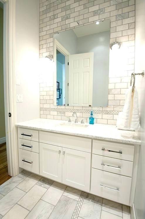 33 Home Depot Bathroom Design Ideas White Marble Bathrooms