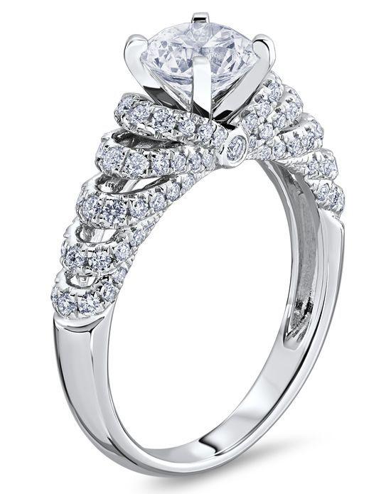 Trendy Diamond Rings : M2204R510 by Scott Kay // More from Scott Kay: www.theknot.com/ Kay