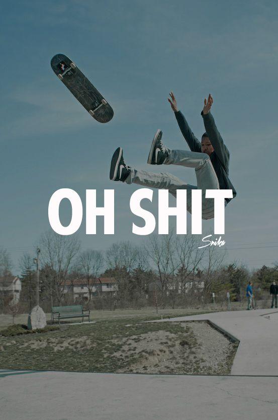 #skateboarding #falling