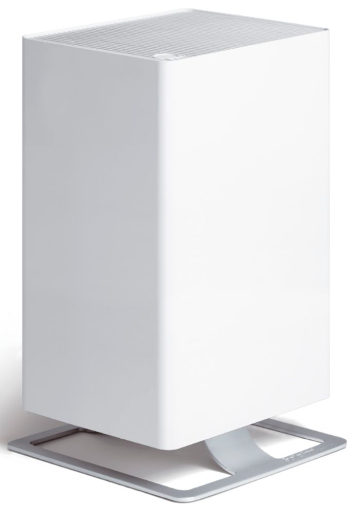 Stadler Form Air naturally carries toxins, allergens, dust and bacteria. The sleek and modern Viktor air purifier removes 99.9% of these particles while eliminating odors. This air purifier is very qu
