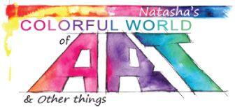 Welcome to Natasha Sazonova's Colorful World of Art