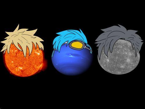 RWBY sun wukong sun wukong (rwby) mercury black Neptune Vasilias ...