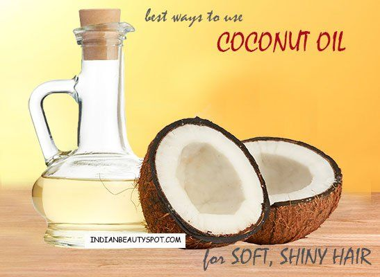 Best ways to use coconut oil in your hair care routine for healthy hair