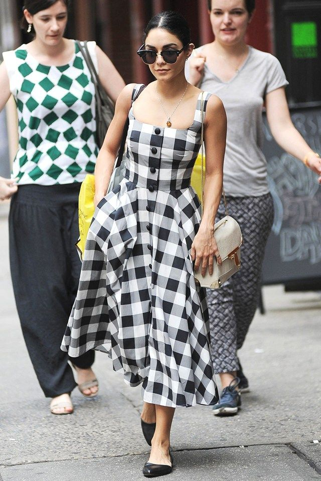 The Celebrity Summer Dress Guide