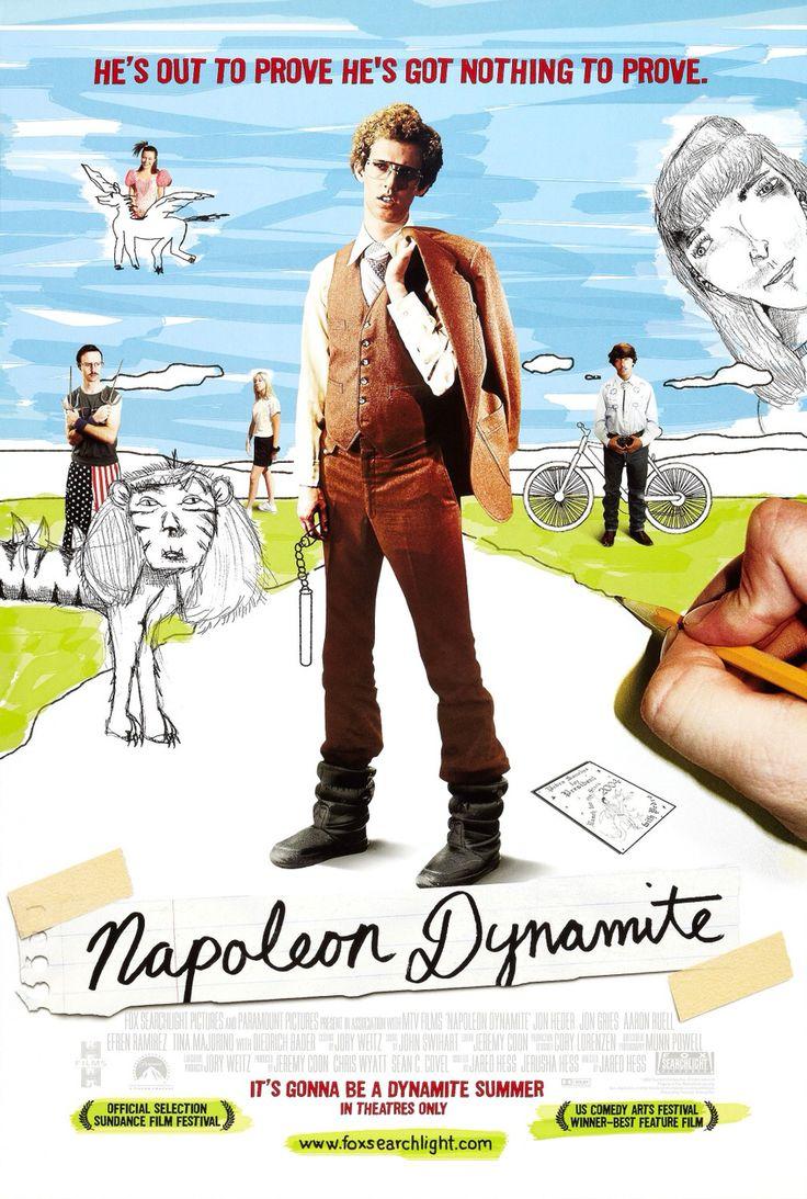 Napoleon Dynamite ナポレオン・ダイナマイト