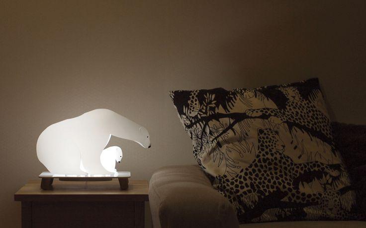 Parliamo di lampade per bambini? Può essere. Certo è che ON lamp è ...