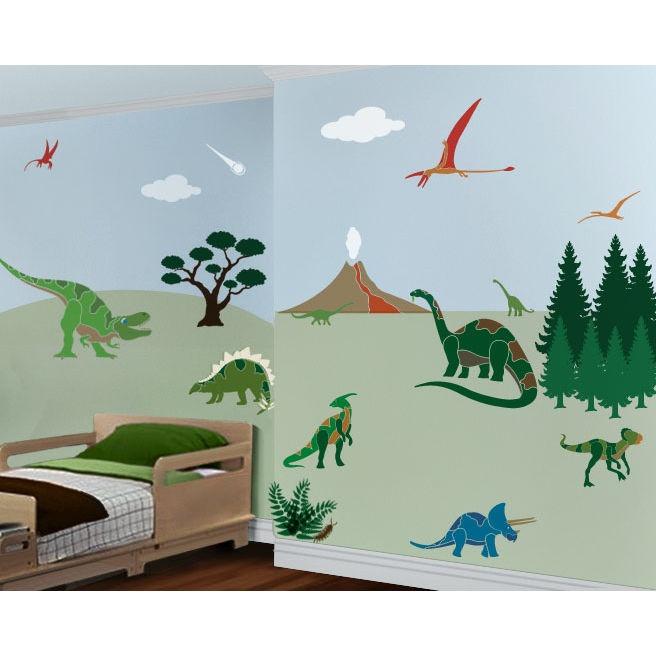 29 best Dinosaur Bedroom images on Pinterest Dinosaur bedroom - dinosaur bedroom ideas