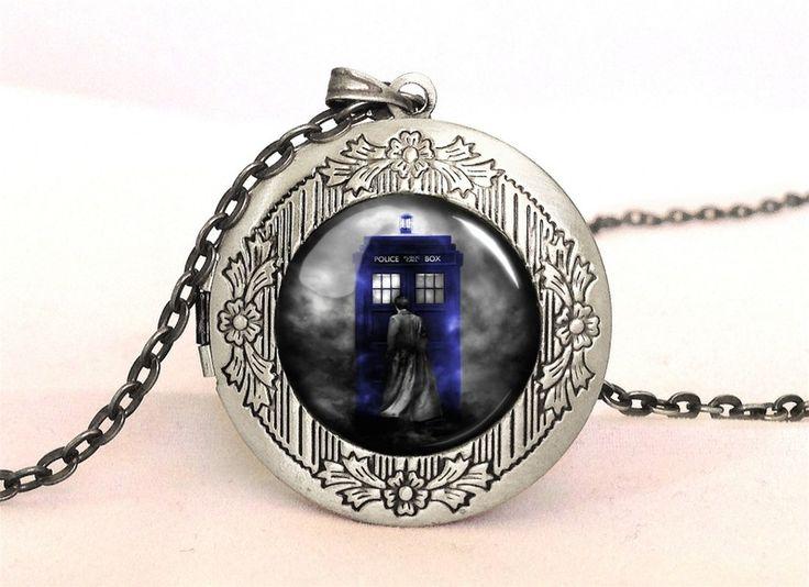 Doctor Who Locket, 0364LPOS from EgginEgg by DaWanda.com