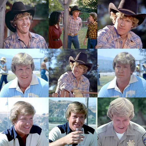 Larry Wilcox ~~ I don't care what anyone says, I like him more than Estrada :)