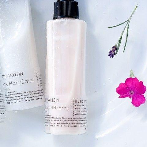 Olivia Klein Hair Care And LeaveIn Spray