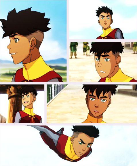 Team Avatar: Book 4: Kai, Sad That He Appears In