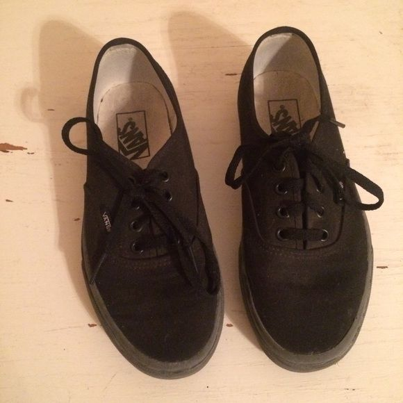 17 best ideas about Black Vans Womens on Pinterest | Vans women ...
