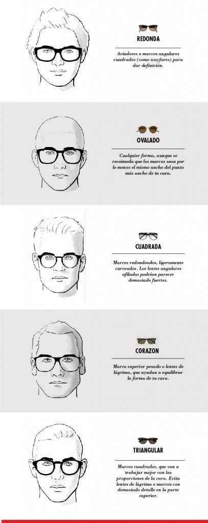 Reinventa to look con el par lentes perfectos para tu cara.