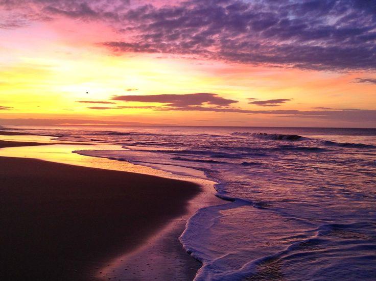 Sunrise at Seaspray
